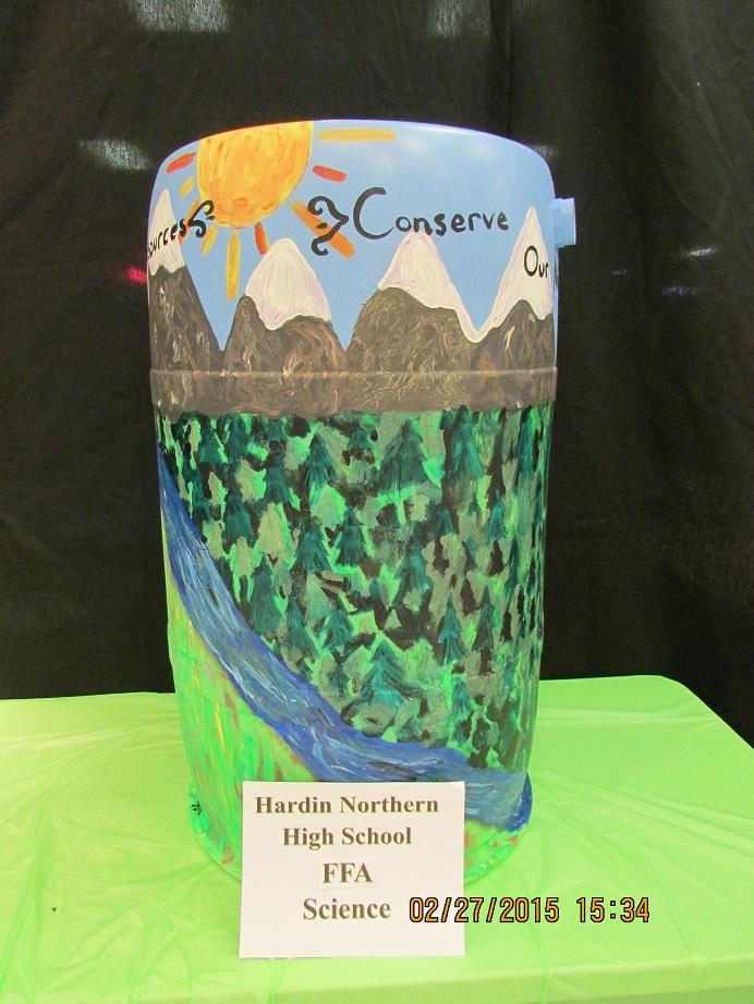 Hardin Northern H.S.