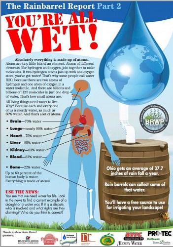 Rain Barrel Report part 2