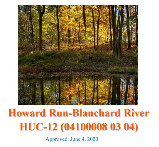 Howard Run Blanchard River NPS