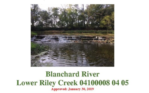 Lower Riley Creek Approved NPS-IS Plan