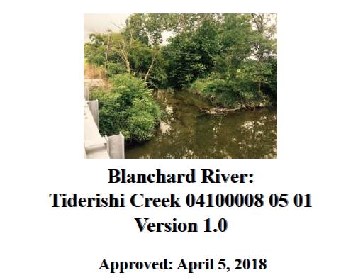 Tiderishi Creek Approved NPS-IS Plan